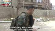 คลิป Tanks work in Al Kabune