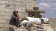 คลิป  SAA Armours in Idlib