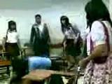 ตบกัน คลิบ เพลง หนัง ตลก นักเรียนตบกัน นักศึกษาตบกัน แอบถ่าย แอบ เพลง music
