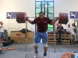 สุดยอด สควอช 290kg โดยไม่ใช้มือจับ เป็นไปได้จริง ๆ