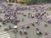 การจราจรในเวียดนาม วีดิโอ