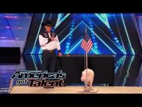 America's Got Talent 2014 หมูอัจฉริยะ ฉลาดเหมือนน้องหมาเลย