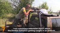 คลิป Sniper เกษียณ จำต้องเข้าประจำการอีกครั้งในสงคราม ยูเครน