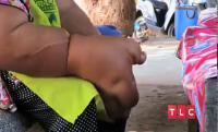 สื่อต่างประเทศตีข่าว ยกแม่ค้าไทยรายหนึ่ง น่าจะมีแขนขนาดใหญ่ที่สุดในโลก