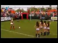 คลิป ฟุตบอลหญิงสุดเซ็กซี่