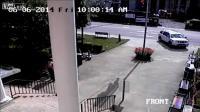 คนร้ายพยายามขับรถบุกศาล ก่อนโดนเจ้าหน้าที่ วิสามัญ