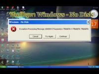 คอมพิวเตอร์ ,แก้ปัญหาคอมพิวเตอร์, Windows No Disk, Computer,เพิ่มความเร็วคอมพิวเ