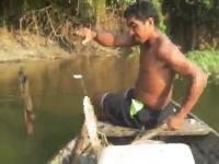 การหาปลาในโคลัมเบีย...