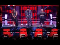 คลิป The Voice Thailand Season 3  เคท VS จอห์นนิเฟอร์ - Love Never Felt So Good - 19 ต.ค. 2557