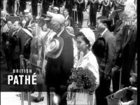 คลิป พระมหากษัตริย์ไทยเยิือนวอชิงตัน (1960)