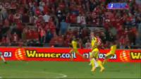 คลิป ดาร์บีแมตช์ในลีกอิสราเอลมีอันต้องถูกยกเลิกหลังเกิดเหตุแฟนบอลป่วนลงมาทำร้ายนักเตะทีมเยือน