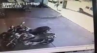 ตำรวจเกษียณ โจร ยิง ปืน บราซิล
