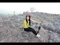 คลิป เดินป่า เที่ยว ภูหินร่องกล้า ลานหินปุ่ม ผาชูธง
