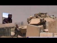 IS โจมตีขบวนคอนวอย ทหารอิรัก 2(มี M1 Abrams) ด้วย