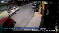 ตำรวจบราซิลวิสามัญโจรขโมยรถและลักพาตัว