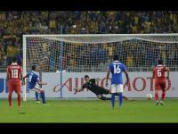 Malaysia vs Thailand 3:2 AFF Suzuki Cup 2014 HD - Final (2st Leg)