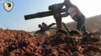 คลิป  Jihadists โจมตีกองกำลัง  SAA ด้วย ATGM