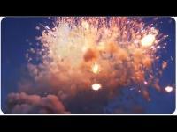 คลิป วิ่งสิครับงานนี้ เมื่อโชว์ดอกไม้ไฟผิดคิวระเบิดแบบรัวๆ