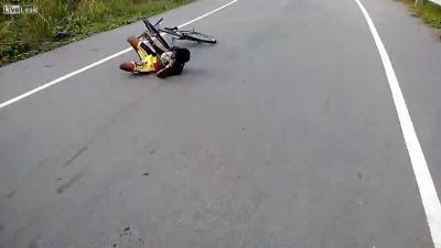 Perfect ปั่นจักรยานข้าม 10 คน แต่ว่า...!!