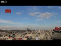 คลิป กองกำลังของ Assad ยิงขีปนาวุธใน Darayya