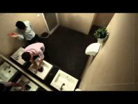 ห้องน้ำ, แอบถ่าย, คลิปตลก, คลิปอำ, โดนอำ, แกล้ง, แกล้งกัน, แกล้งคน, ตลก, ฮา, ฮาๆ