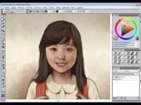 จากเด็กจนโต ศิลปินชาวเกาหลีวาดรูปเพื่อเป็นที่ระัลึกแก่เด็กที่หายหายสาบสูญในเหตุการณ์เรือเฟอร์รี่ล่ม