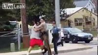 ตำรวจแมริแลนด์รุมจับผู้ต้องหาค้าหาเสพติด