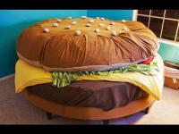 แปลก, ผิดปกติ, ที่นอก,ที่พักผ่อน, การออกแบบ, การออกแบบเตียงแปลก ๆ