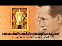 ในหลวง ในหลวง รัชกาลที่ 9 กษัตริย์ไทย
