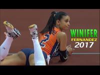 Winifer Fernandez 2017, Sexiest Libero