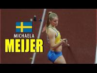 Michaela Meijer นักกีฬาค้ำถ่อที่ Sexy และ Pretty ที่สุดใน Sweden 2018 | 720p60fps