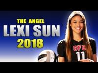 LEXI SUN : The Angel / Amazing Volleyball Player / HD