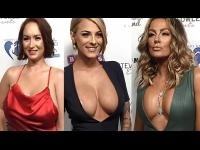 Red Carpet Porn Stars 2018 (Boobs Party) - ปาร์ตี้นม -