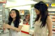 tv สตอเบอรี่ ชีสเค้ก แกรนด์ ทับทิม ฮารุ คลิป อาหาร