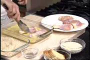 คลิป ไก่อบ ไก่ทอด อาหาร