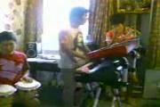 Sunshine (rehearsal) - The August Band