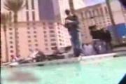 คลิป Criss Angel เดินบนน้ำ