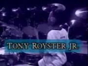 Tony Royster Jr - Drumsolo 12 year old