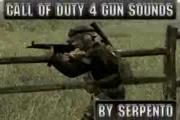 Call of Duty4 gunsounds