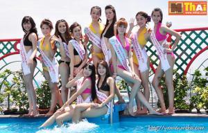 เปิด ตัว 12 สาวหมวยในชุดว่ายน้ำ