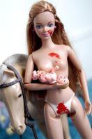 เมื่อ ตุ๊กตาบาร์บี้ คลอดลูก...