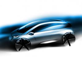 BMW LifeDrive เทคโนโลยี อนาคต Megacity Vehicle