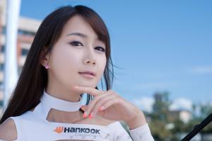 พริตตี้ เกาหลี Han Chae Yee