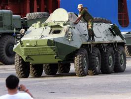 เขมรไม่ได้โม้ รถถัง 50 คัน APC อีก 40 ใหม่เอี่ยมจากรัสเซียมาถึงแล้ว