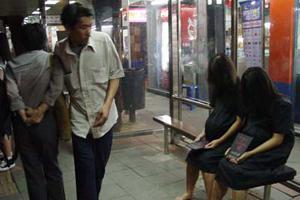 การโปรโมทหนังผีที่ญี่ปุ่น น่ากลัวชะมัด