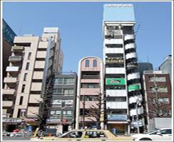 ตึกผอมในญี่ปุ่น