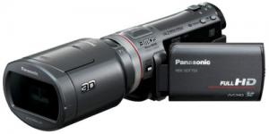 กล้องบันทึกวิดีโอ 3 มิติตัวแรกของโลก!