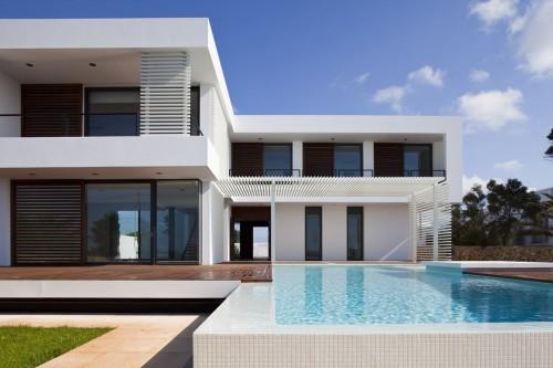 - Arquitectos casas modernas ...