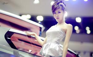 มาดู พริตตี้ มอเตอร์โชว์เกาหลี ในงาน Pretty Seoul Motor Show 2011