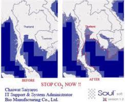 ลือหนัก! อีกไม่เกิน 2-6 ปี น้ำท่วมโลกแน่นอน แนะคนไทยหนีขึ้นที่สูง